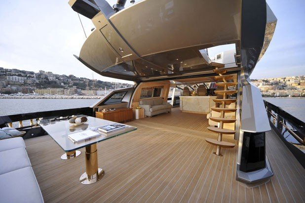 Robert Kuok Yacht