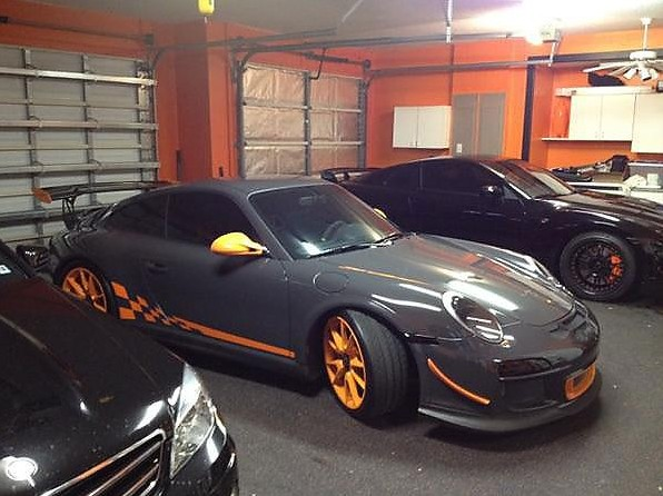 Rickie Fowler  Porsche