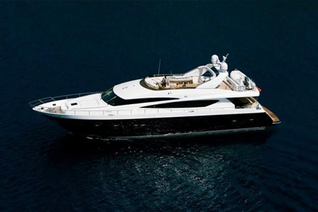 Kim Jong-un's Yacht Princess 95MY