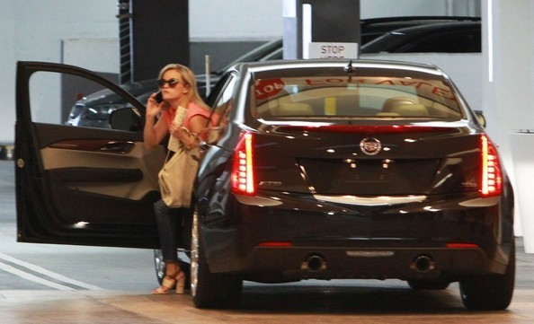 Reese Witherspoon's Cadillac ATS
