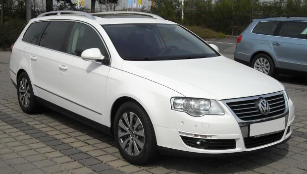 Volkswagen Passat B6 Wagon