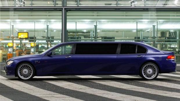 BMW 7 Series Limousine
