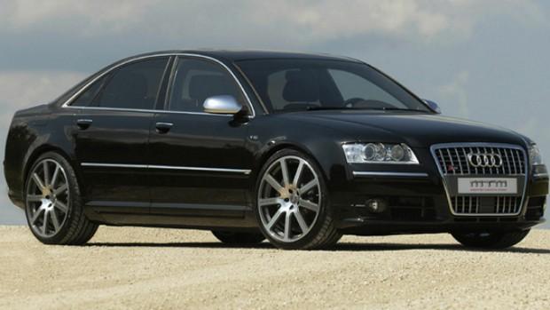 Tom Brady Car Audi S8