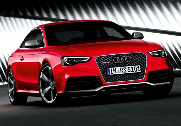 Tom Hardy Auto Audi RS 5