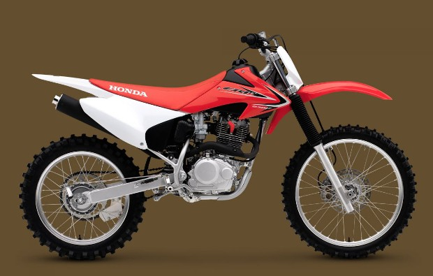 Prince Harry Bike Honda CRF 230