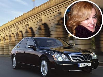 Madonna Louise Ciccone Auto