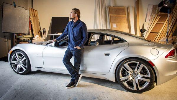 Leonardo DiCaprio Car