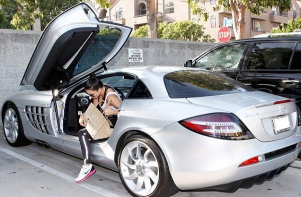 Kim Kardashian Auto