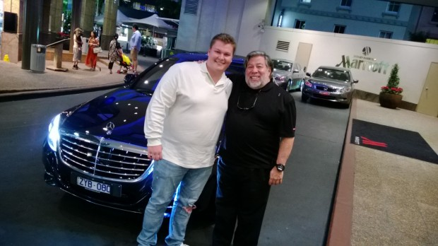 Steve Wozniak Cars