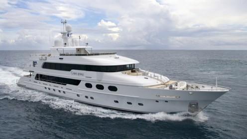 Roger Penske's Yacht Eagle