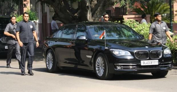 Narendra Modi Car