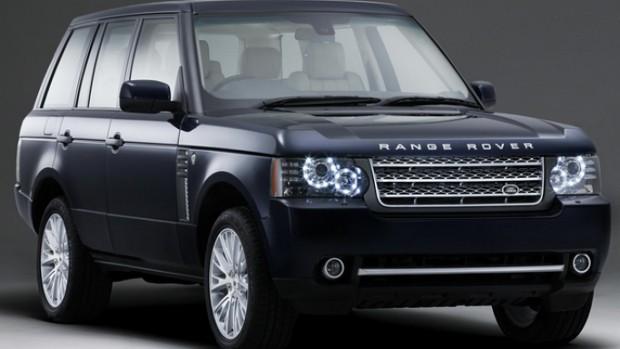 Tom Brady Range Rover