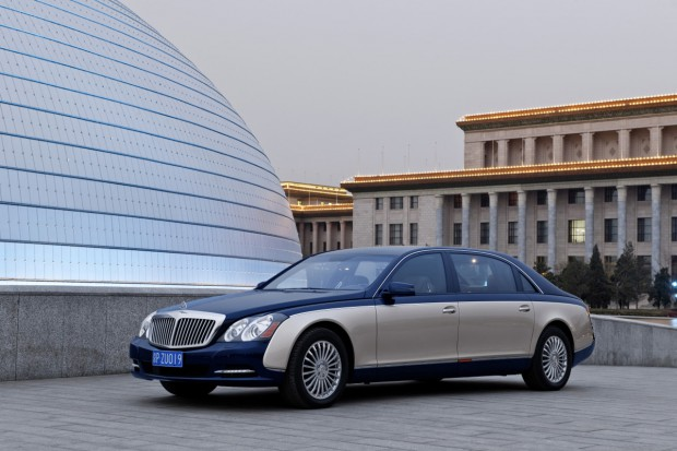 Maybach Guard