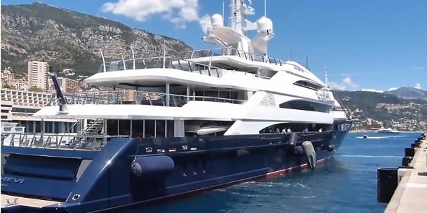Mittal's Amenities-Abundant Yacht