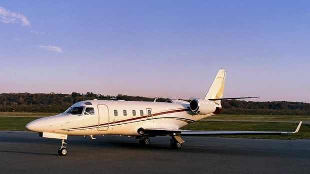 Kumar Birla Private Jet Gulf Stream (G100)