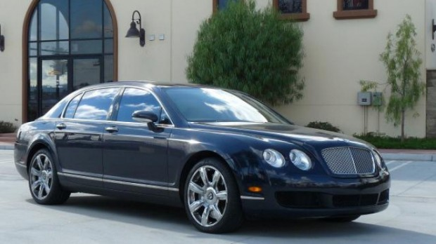 Carlos Slim Auto Bentley Continental Flying Spur