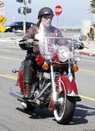 Arnold Alois Schwarzenegger Motorcycle