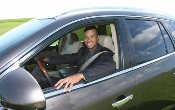 Tiger Woods Auto