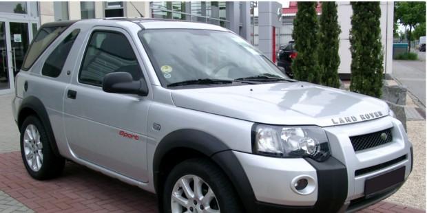 Ratan Tata's Land Rover Free Lander