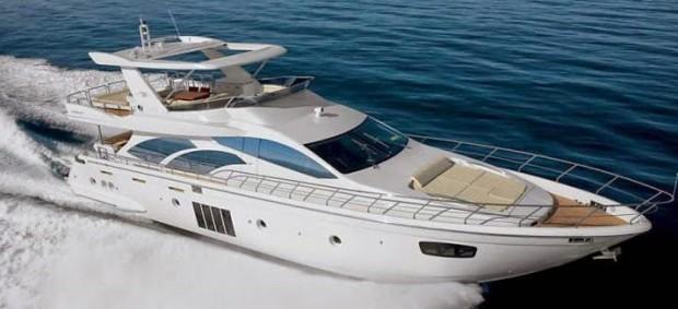Neymar owns a Yacht