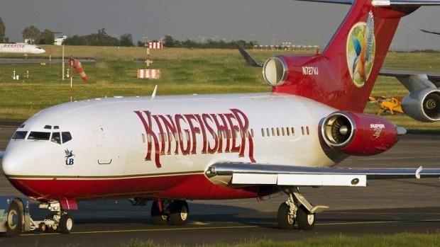 Vijay Mallya Private Jet Boeing 727