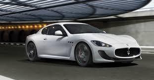 Lionel Messi's Maserati