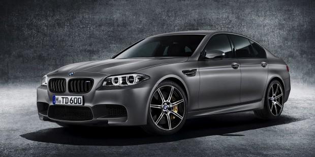 BMW 30 Jahre M5 Limited Edition