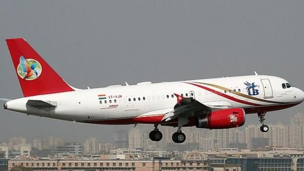 Vijay Mallya Private Jet Airbus A319 ACJ