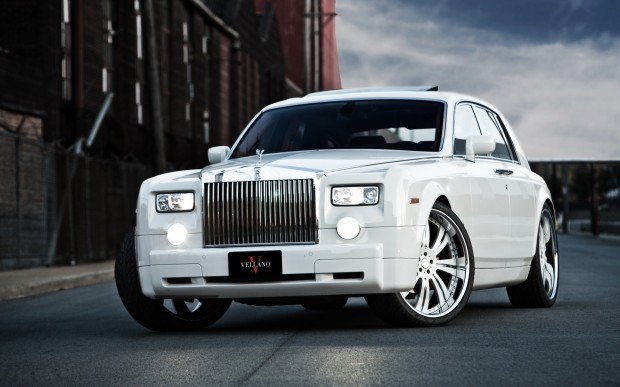 Rolls Royce Phantom's