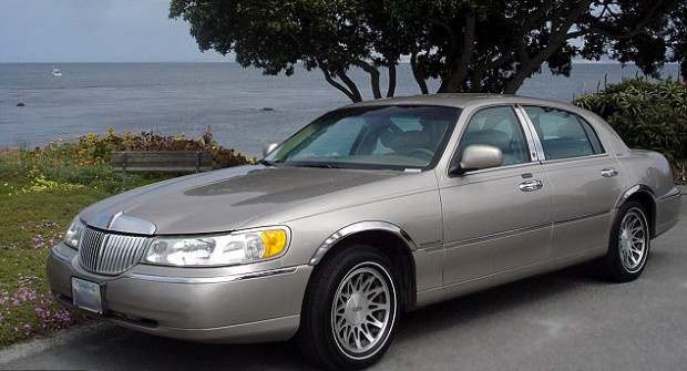 Warren Buffett's Lincoln Town Car
