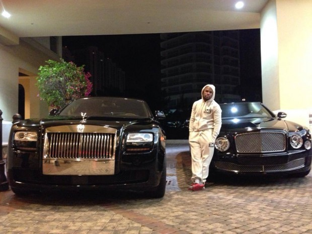 Floyd's Rolls Royce and Bentley