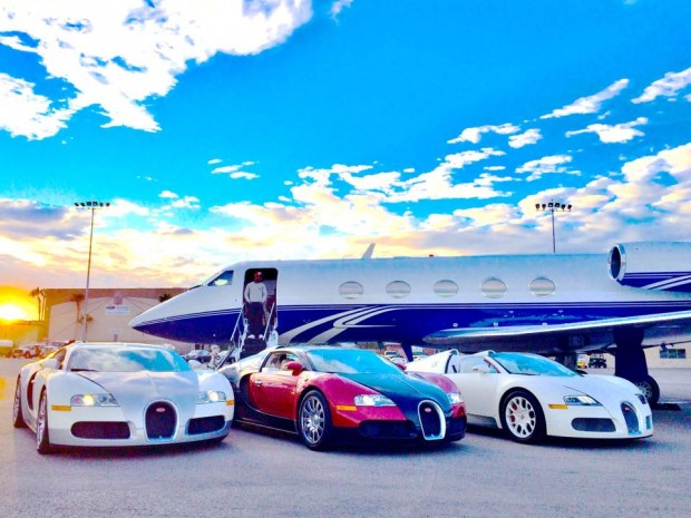 Floyd's Bugatti Cars Collection