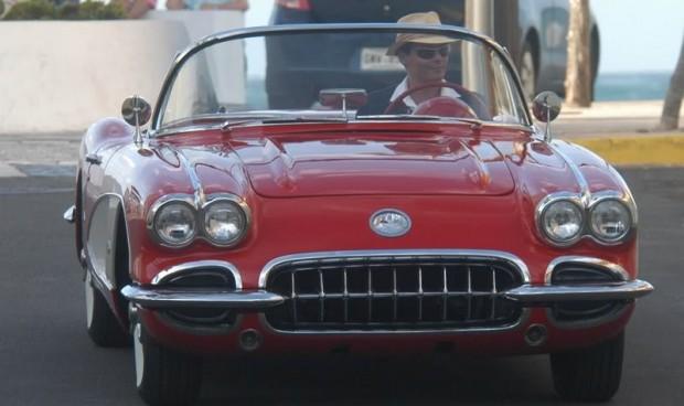 John Depp Car