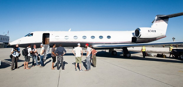 Nick Woodman Private Jet