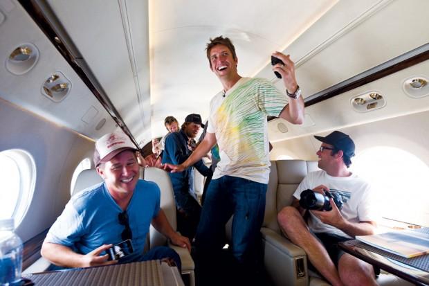 Inside Jet