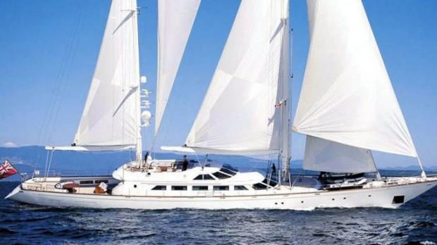 Silvio Berlusconi Yacht Morning Glory yacht