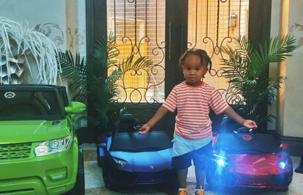 Like Father Like Son Passion For Cars