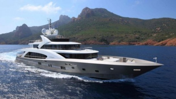 Wang's $1.6 Billion Yacht