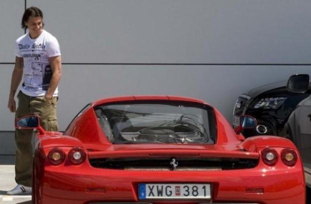 Ferrari Enzo of Zlatan