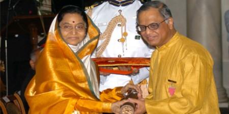 Padma Vibhushan, Legion of Honour