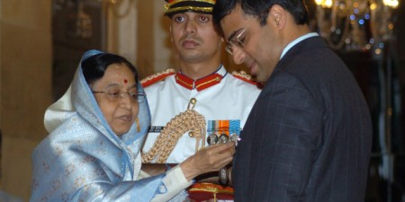 Padma Vibhushan, CNN-IBN Indian of the Year