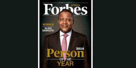 Forbes Africa Person of the Year