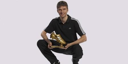 Bravo, Silbernes Lorbeerblatt, Golden Boot,