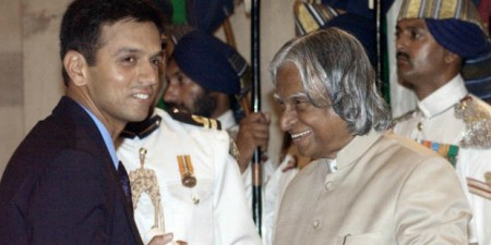 Padma Shri, Sir Garfield Sobers Trophy, Test Player of the Year, Player of the year