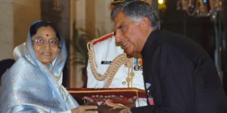 Padma Vibhushan, Inspired Leadership, Honorary Citizen