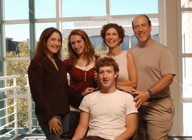 Mark Elliot Zuckerberg Family