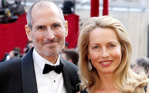 Steve Jobs Wife Laurene Powell