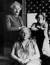 Albert Einstein Family