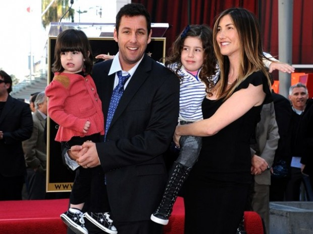 Adam Sandler Family