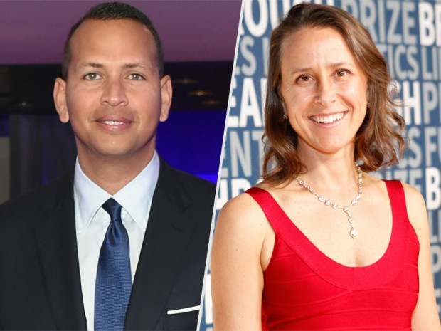 Anne Wojcicki Now Dating With Baseball Player Alex Rodriguez